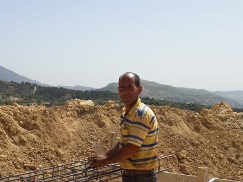 photo of Yasser