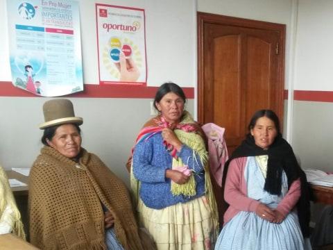 photo of Mantitas De Mariscal Group