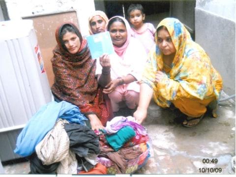 photo of Razia Mushtaq Ahmed's Group