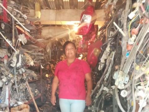 photo of Indira  Margarita