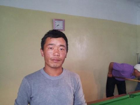 photo of Erdenebat