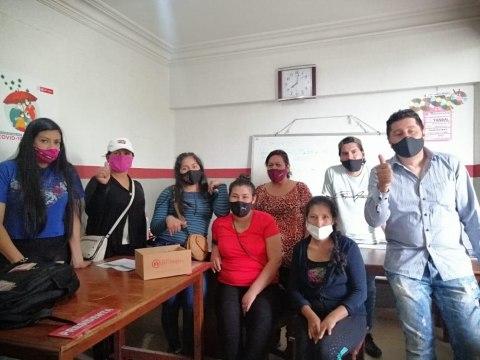 photo of 02 El Hornito Group
