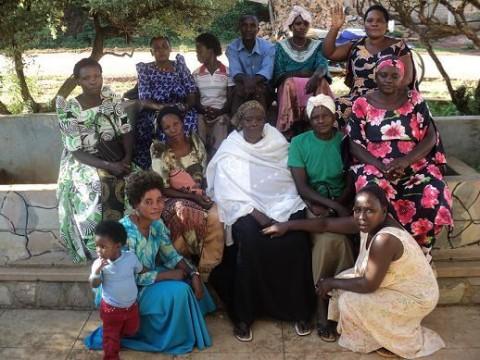 photo of Gogaya Women's Group
