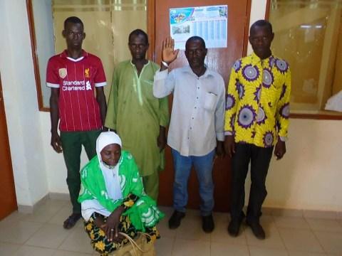 photo of Djeoua Faso Nafa Group