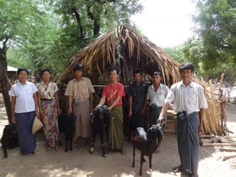 photo of Than Man Taw Village