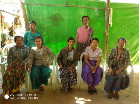 photo of Ga Wun Lay Taing(1)B(Gl) Village Group