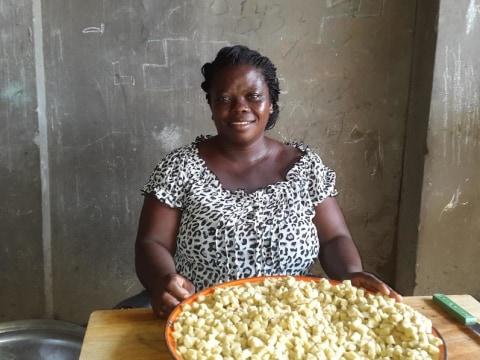 photo of Adzo Mawuli