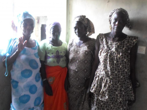 photo of Alimatou's Group