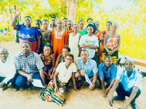 photo of St Kizito Abagwane Women's Group
