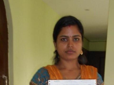 photo of Aparichita Priyadarsini