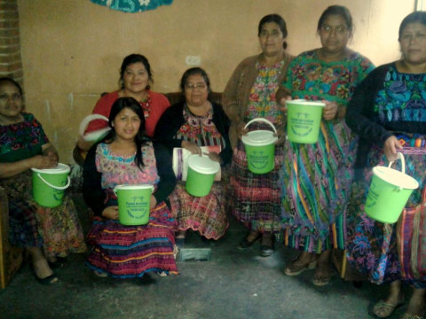 photo of Mujeres Valientes Tecpan Group