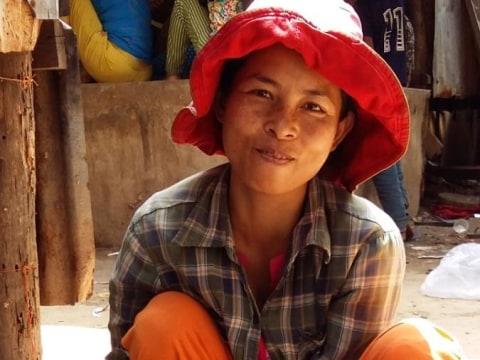 photo of Chanthy