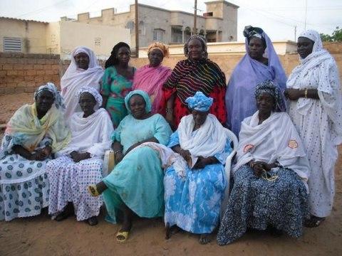 photo of Cheikh Ibra Fall Group