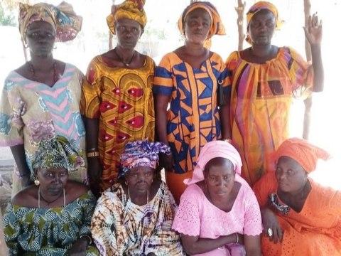 photo of Marème Dite Ndébane's Group