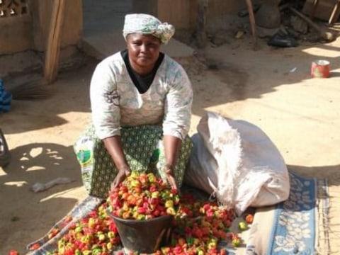 photo of Fatouimata