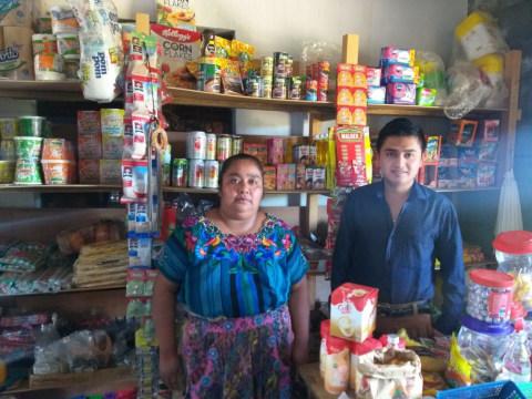 photo of Dúo Los Sumpangueros Group