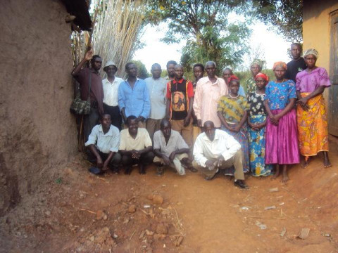 photo of Kikweete Mixed Farmers Group