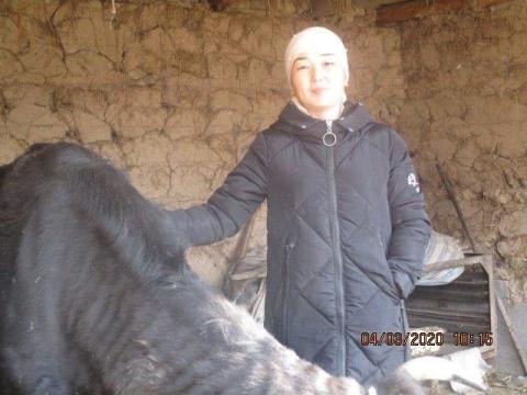 photo of Kurmanzhan