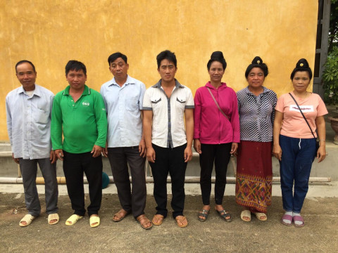 photo of He Muong 18 Group