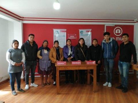 photo of Las Abejitas Trabajadoras Group
