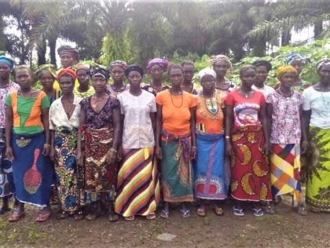 photo of Amie T's Female Farmer Group