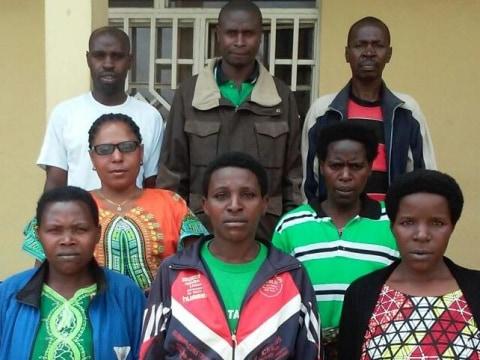 photo of Twitezimbere Sub Group B