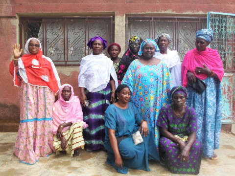 photo of Mariama's Group