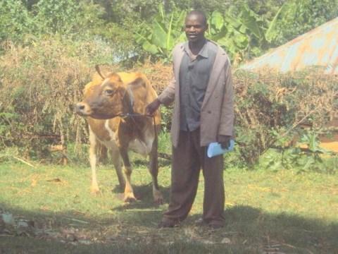 photo of Nehemiah