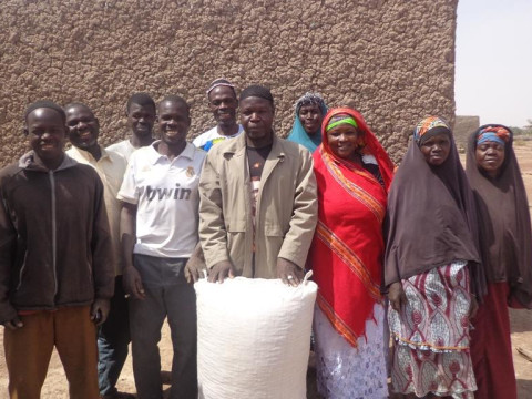 photo of Youssouf's Group