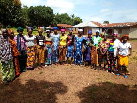 photo of Hawa's Women Power Group