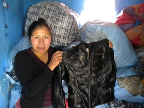 photo of Marianela