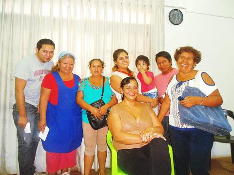photo of Kantutas Group