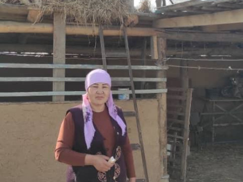 photo of Nurgul