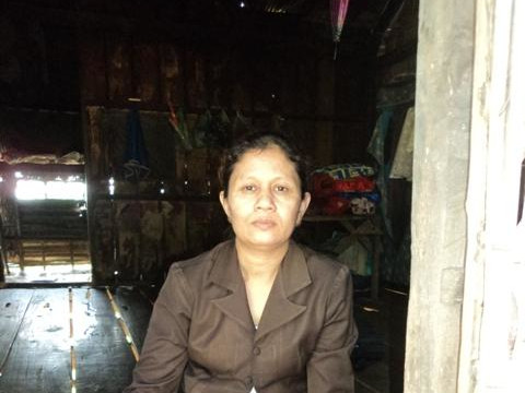 photo of Mom
