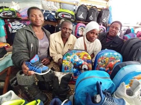 photo of Nyasha Dziwande Group