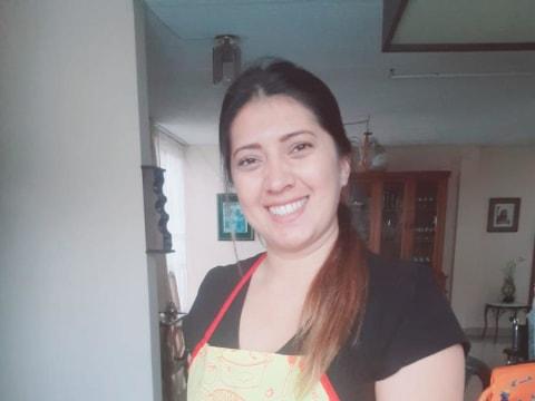 photo of Sandra Damaris