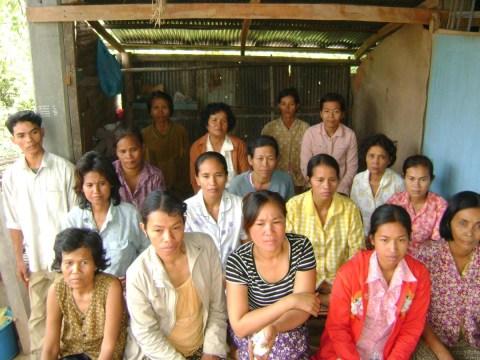 photo of Yi's Group