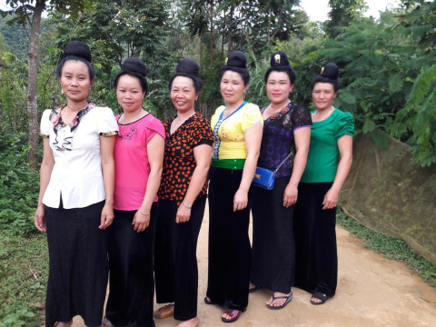 photo of Thuoi's Group