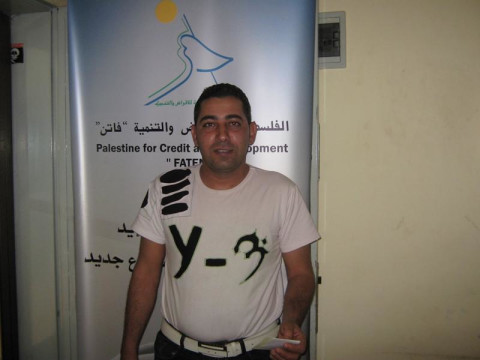 photo of Yaser