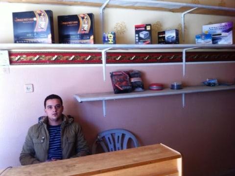 photo of Ayman