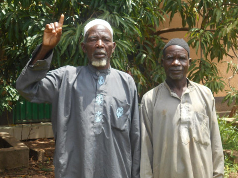 photo of Tegwende Talembika Group
