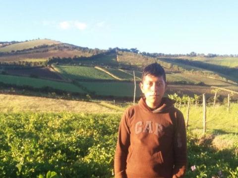photo of Alex Javier