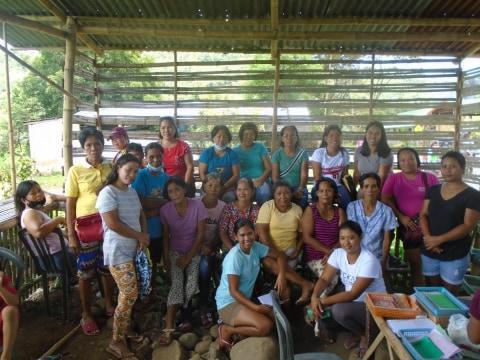 photo of Ctr 12 Mansablay Women's Association Group