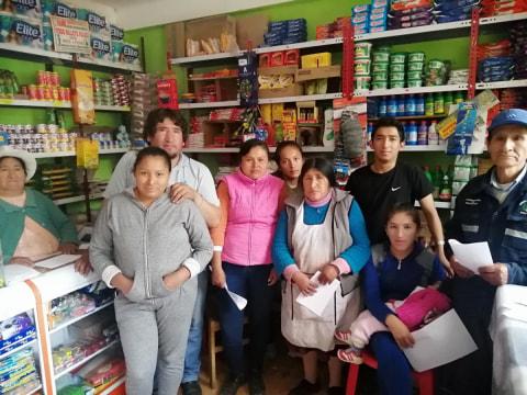 photo of Los Consagrados De Calca Group