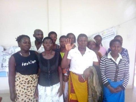photo of Kanyansimbi Businge  Women Group