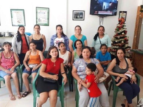 photo of Kuña Pyapy Mbarete Group