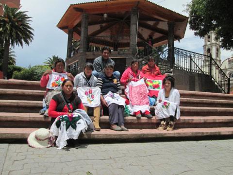 photo of Rosa Blanca Group