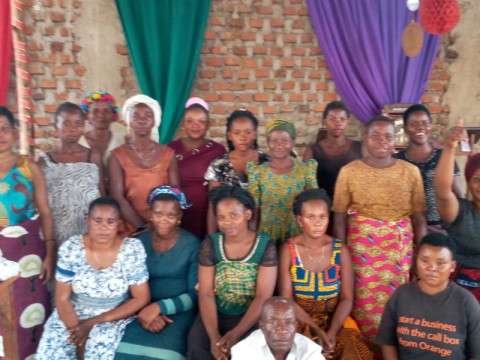 photo of Yesu Namara Women's Group
