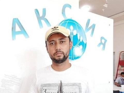 photo of Akbarjon