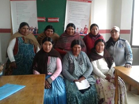 photo of Amigas De Dios Group